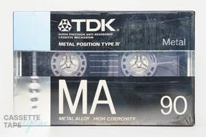 MA 90(メタル,MA-90G) / TDK