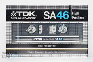 SA 46(ハイポジ,SA 46) / TDK