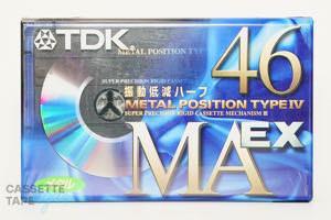 MA-EX 46(メタル,MAEX-46) / TDK