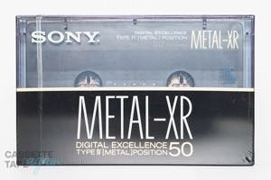 METAL-XR 50(メタル,METAL-XR 50) / SONY