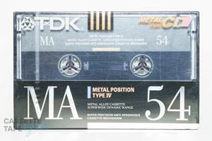 MA 54(メタル,MA-54M) / TDK