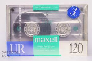 UR 120(ノーマル,UR 120) / maxell