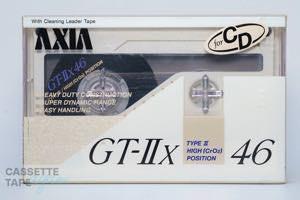 GT-IIx 46(ハイポジ,GT2x-W 46) / AXIA/FUJI