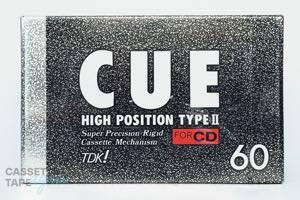 CUE 60(ハイポジ,CUE 60) / TDK