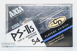 PS 2s 54(ハイポジ,PS-IIs 54 N) / AXIA/FUJI
