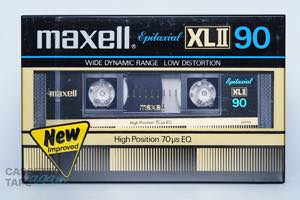 XL2 90(ハイポジ,XL2 90) / maxell