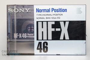 HF-X 46(ノーマル,HF-X 46) / SONY