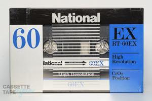 EX 60(ハイポジ,RT-60EX) / National