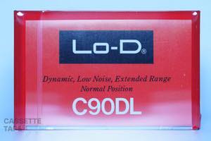 DL 90(ノーマル,C90DL) / maxell