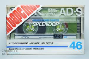 AD-S 46(ノーマル,AD-S 46) / TDK