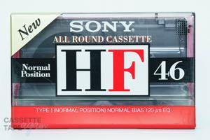 HF 46(ノーマル,HF 46) / SONY