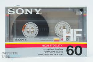 HF 60(ノーマル,HF 60) / SONY