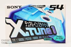 XTUNE1 54(ノーマル,C-54X1E) / SONY