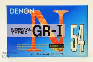 GR-Ⅰ 54(ノーマル,GR-1 54U) / DENON