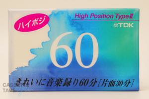 電気No.544 60(ハイポジ,電気No.544) / TDK