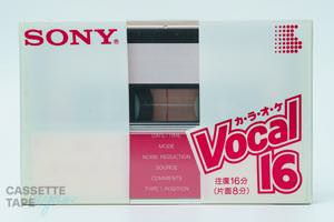 Vocal 16(ノーマル,Vocal 16) / SONY