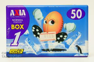 BOX1 50(ノーマル,BOX1B 50) / AXIA/FUJI