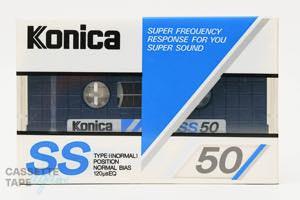 SS 50(ノーマル,SS-50) / Konica