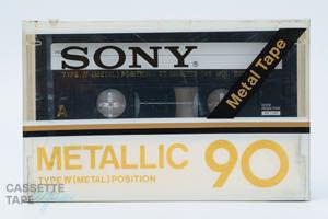 METALLIC 90(メタル,METALLIC 90) / SONY