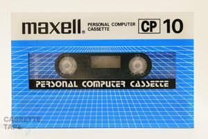 CP 10(コンピューター用,CP10) / maxell